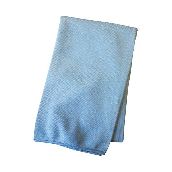 professional glass cleaning microfibre cloth