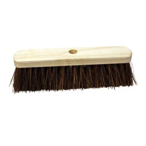 Bassine sweeping broom head