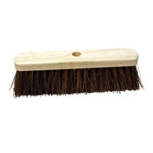 Bassine sweeping broom head