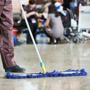Floor Sweeping