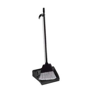 lobby dust pan and brush