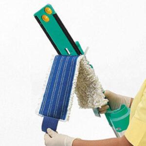 Velcro Flat Mop Heads