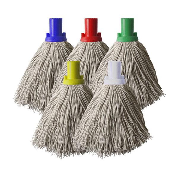 Twine socket mop