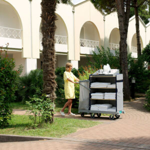 Housekeeping Trolley Systems