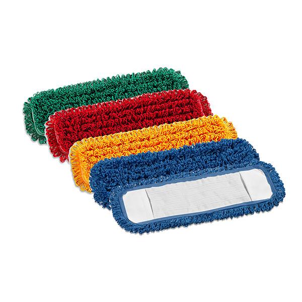 Microfibre pocket mop